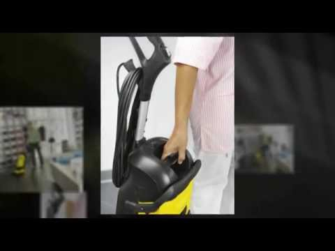 karcher br 30 4 c upright micro floor scrubber overview youtube. Black Bedroom Furniture Sets. Home Design Ideas