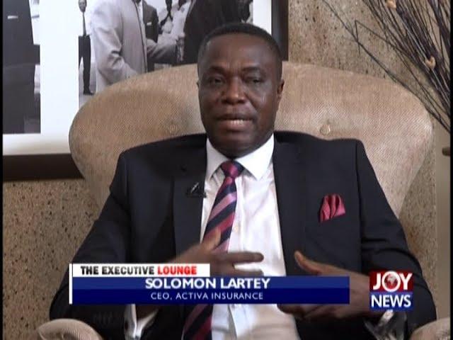 The Executive Lounge on JoyNews (5-11-18)