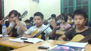 Romeo and juliet-Chien guitar