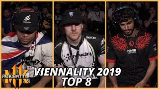 MK11 Pro Kompetition: Viennality 2019 Hayatei, Tekken Master, A Foxy Grampa, Dizzy (Top 8)