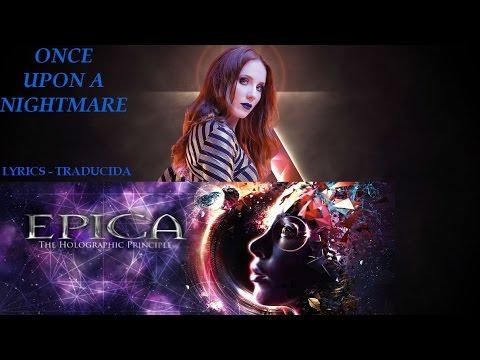 EPICA - Once Upon A Nightmare (Lyrics - Karaoke)
