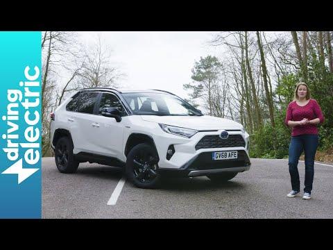 Toyota RAV4 Hybrid Review - DrivingElectric