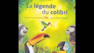 Download ZAZ - La légende des colibris MP3 song and Music Video