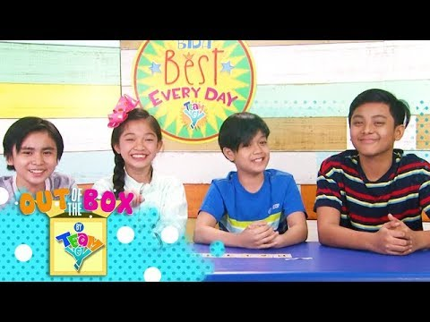 Guess the Word | Out of the Box by Team YeY