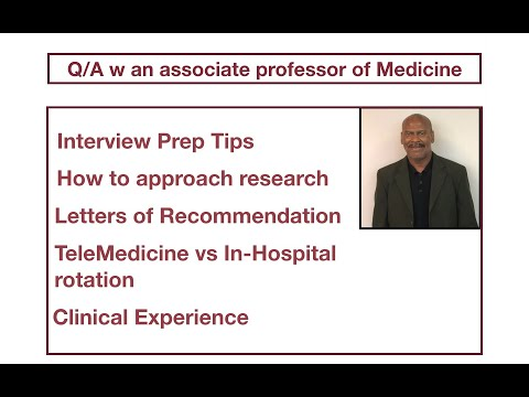 Q/A Session W An Internal Medicine Physician | USCE, Interviews, LoR, InternalMed,  Research