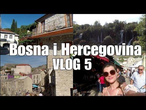 #Босния и Герцеговина #VLOG 5/Поездка из Черногории/Мостар/Требинье/Чудесный день