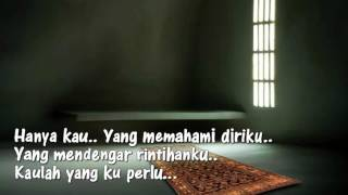 OST Dua Kalimah (Azmee Abd Manap - Kasih Ku Mendengar, Lirik)