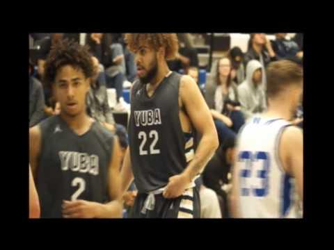 Yuba vs.  Solano. Men's Basketball. 1-3-17