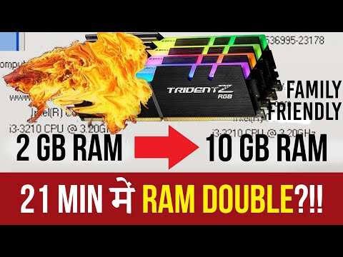 ✅HOW TO DOWNLOAD MORE RAM FOR FREE. 100%WORKS!!!