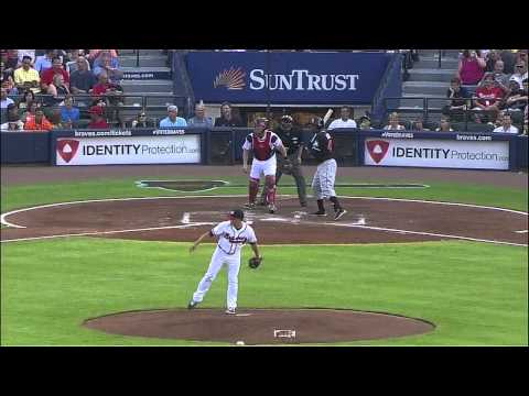 Kris Medlen 2013 Highlights