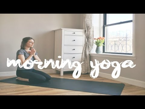 Christian Yoga Morning Flow: Gentle 12 min. WarmUp