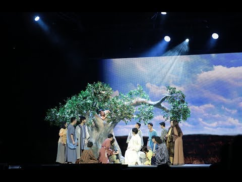 City Harvest Church: Easter Production 2018 - Under The Sycamore Tree