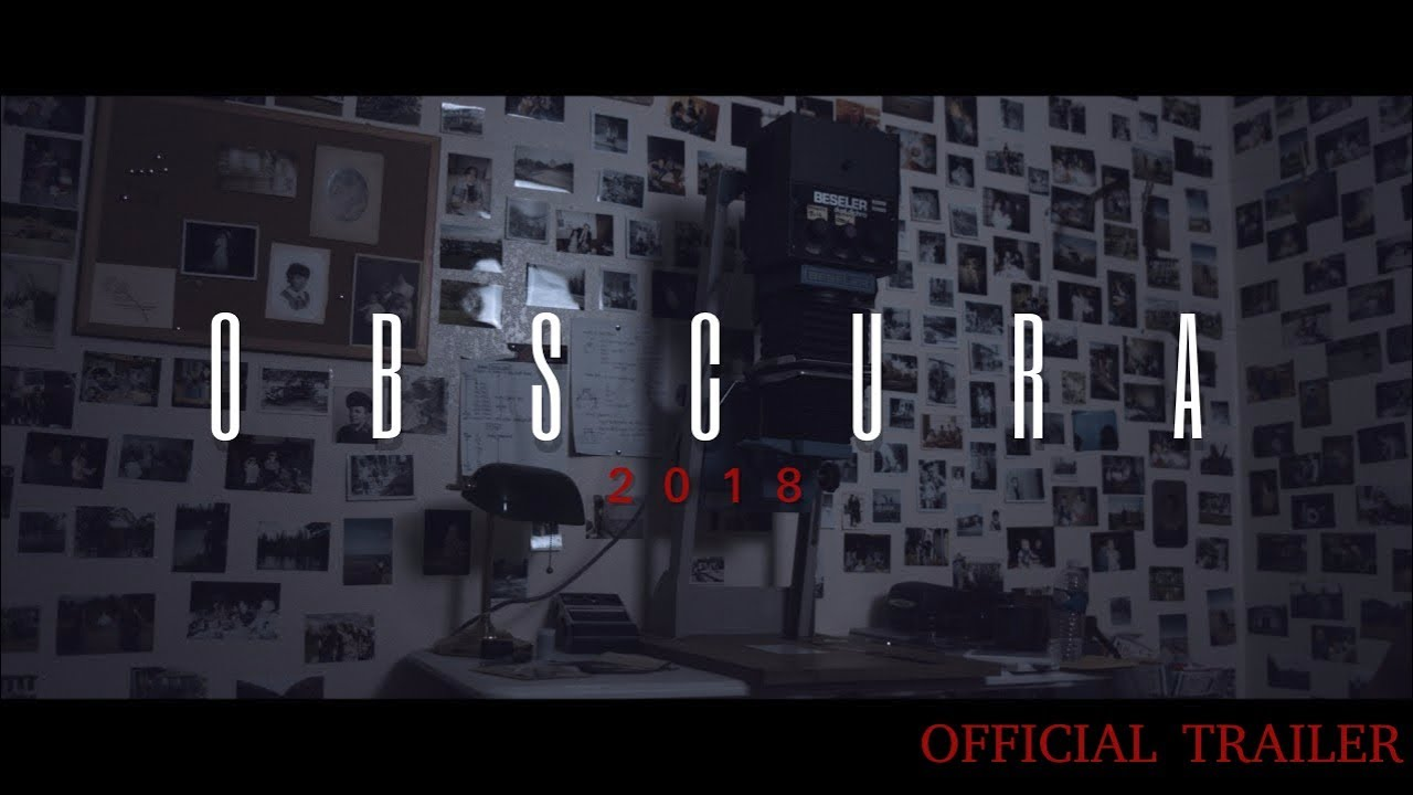 OBSCURA (2018) - Official Movie Trailer