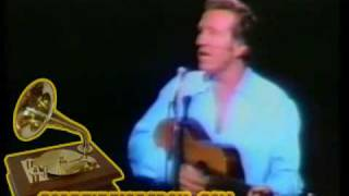 Marty Robbins singing Cigarettes and Coffee Blues