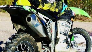 Kawasaki KX250F - Braaap Ride! Dirtbike 4-Stroke (2016 Video Edit)