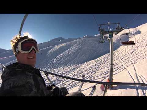 Trip 2014 - Skiing in Valle Nevado, Santiago - Chile