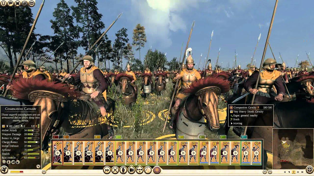 Mods - Rome Total War - Alexander - Mod DB