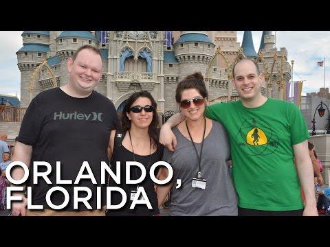 2016-09-04 Thru 2016-09-18 'Orlando, Florida, USA'