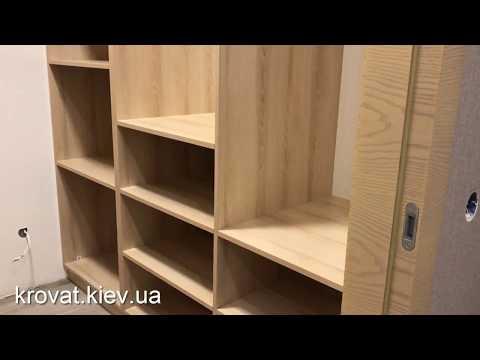 маленькая гардеробная комната на заказ