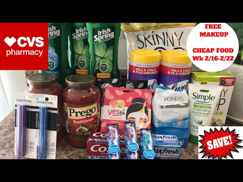 CVS IN-STORE COUPONING | 2/17/2020 | DIGITAL & PRINTABLE COUPONS