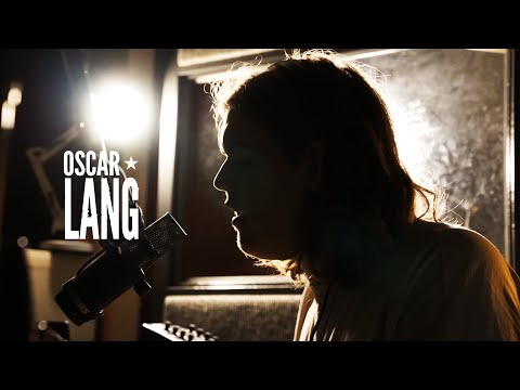 Oscar Lang - Write Me A Letter (piano session)
