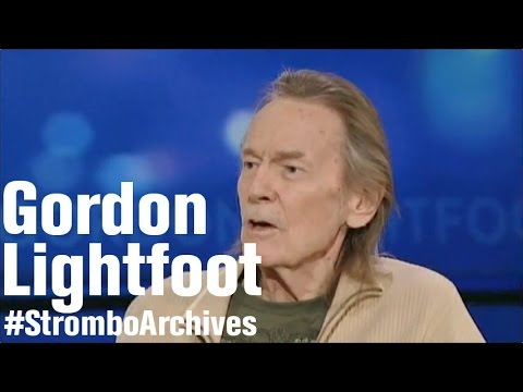 Gordon Lightfoot 2011 Interview with George Stroumboulopoulos