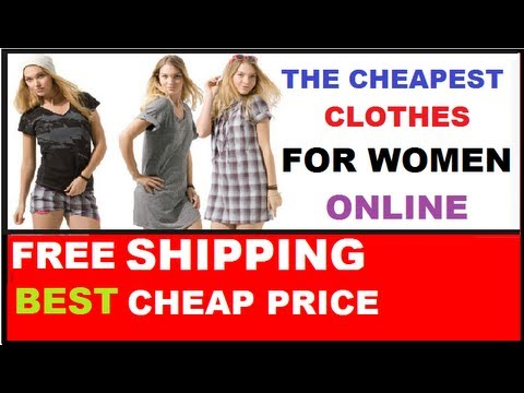 Cheap Clothes Online For Women  Cheap Online Clothing Store For Women