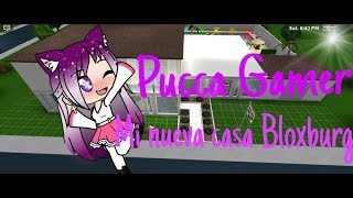 Tour of my new house in bloxburg - Roblox - Pucca Gamer
