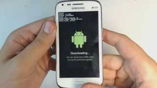 Samsung Galaxy Core I8262 - How to put phone in download mode