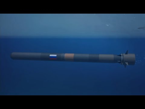 Russia developing underwater nuclear torpedo, suggests Pentagon document