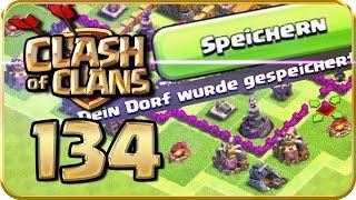 Let's Play CLASH of CLANS 134: Dorf-Layout wird NICHT gespeichert?!