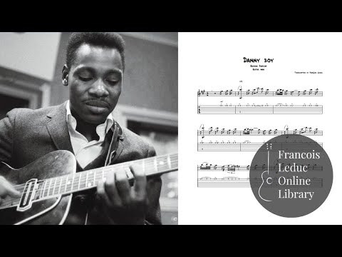 Danny Boy - George Benson (Transcription)