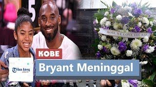 Gambar cover Pebasket Legendaris Kobe Bryant Meninggal Dunia