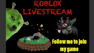 🔴 My subs raid my personal space for 2 hours / Roblox with fans 🔴