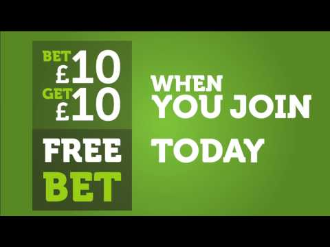 ComeOn! New customer offer – Bet £10 Get £10 Free Bet