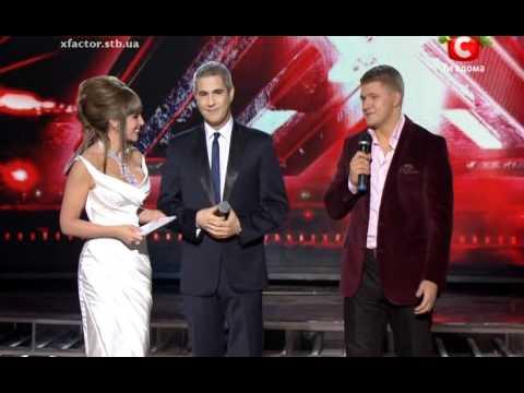 Видео, Х-фактор финал Кузнецов  Сафина  Luna Tu