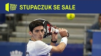 ¡Franco Stupaczuk siempre sale! - World Padel Tour