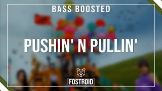 [BASS BOOSTED] Red Velvet (레드벨벳) - Pushin' N Pullin'