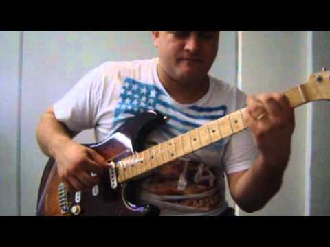 Chord Melody - Autumn Leaves (Johnny Mercer) - by. Júlio Pohlmann