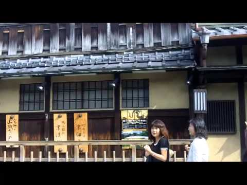 Architecture of Kyoto
