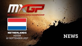 news highlights mxgp of the netherlands 2017