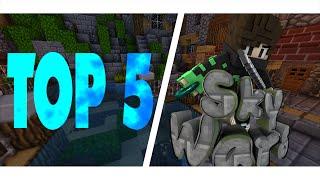 TOP 5 SKYWARS KITS