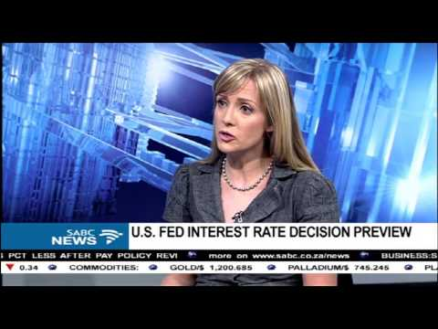 US fed interest rate decision preview: Owen Nkomo - YouTube