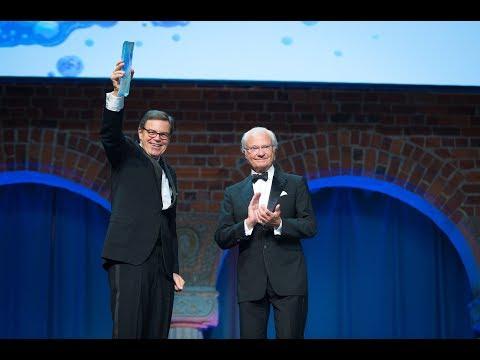 Stockholm Water Prize 2017 Highlights Film