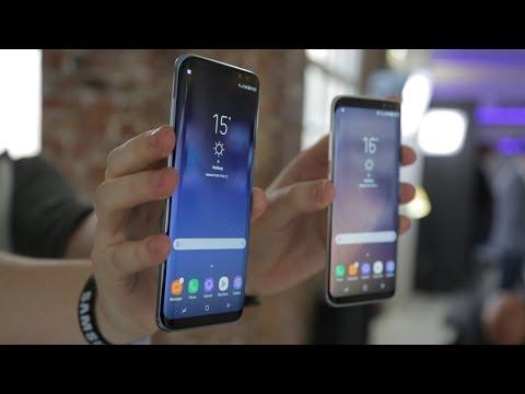 Samsung Galaxy S8 Plus vs Samsung Galaxy S8