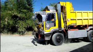 PHILIPPINE DUMP TRUCK DRIVER - Excelyn Quinday