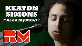 Keaton Simons: Read My Mind (Official RMTV Acoustic)