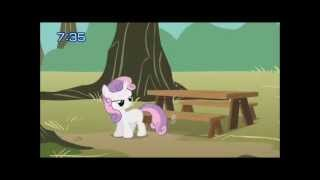 Sweetie Belle singing Japanese cmc theme