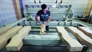 видео Пуговицы для мебели – самостоятельное изготовление