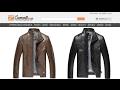 CWMALLS® Vintage Leather Jackets Men CW807018 www.cwmalls.com